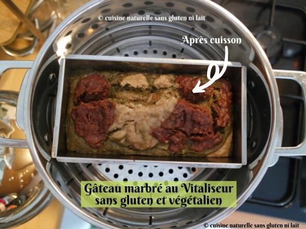 Marbré cuit au Vitaliseur