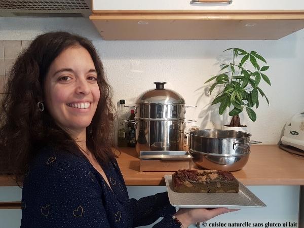 Caroline Midoun - marbré sans gluten
