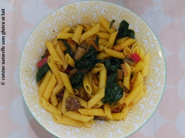 Félicia pâtes sans gluten - Penne maïs riz