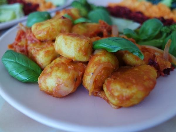 Recette de gnocchis sans gluten et vegan