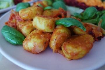 Gnocchis sans gluten et vegan
