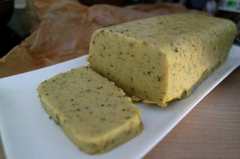 Panisse: recette sans gluten à la farine de pois chiches