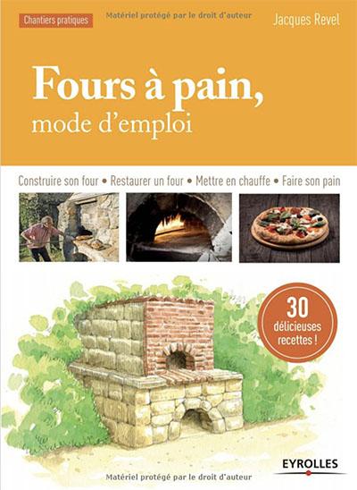 Livre Four à pain, mode d'emploi édition Eyrolles