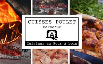 Cuisses de poulet façon barbecue