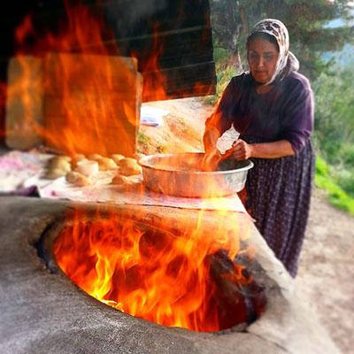 cuisson Pitas
