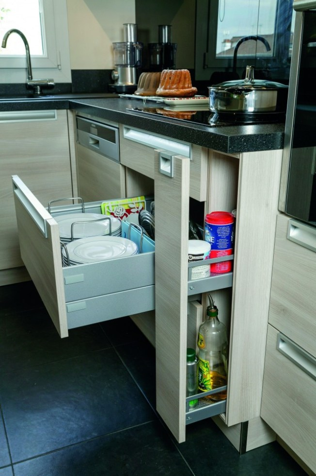 Concentr d 39 astuces pour une cuisine for Prix d une cuisine nolte