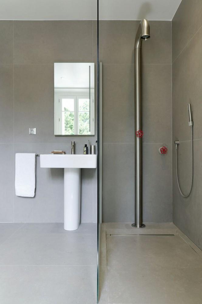 rigueur chaleureuse cuisines et bains. Black Bedroom Furniture Sets. Home Design Ideas