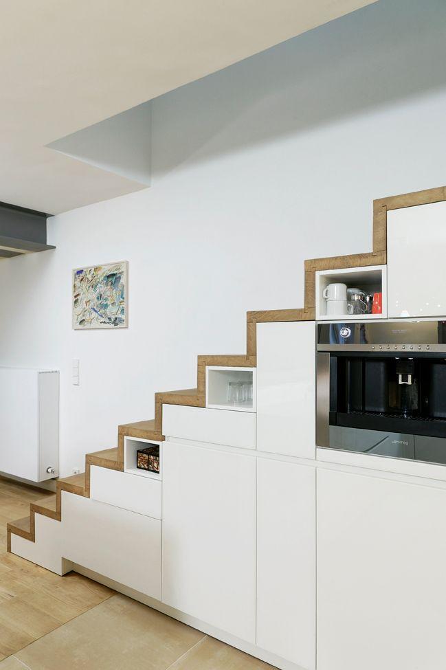 Une cuisine Puzzle