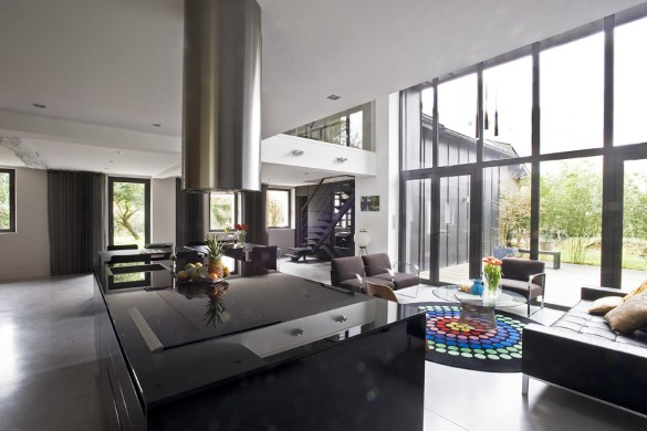 une cuisine rac e cuisines et bains. Black Bedroom Furniture Sets. Home Design Ideas