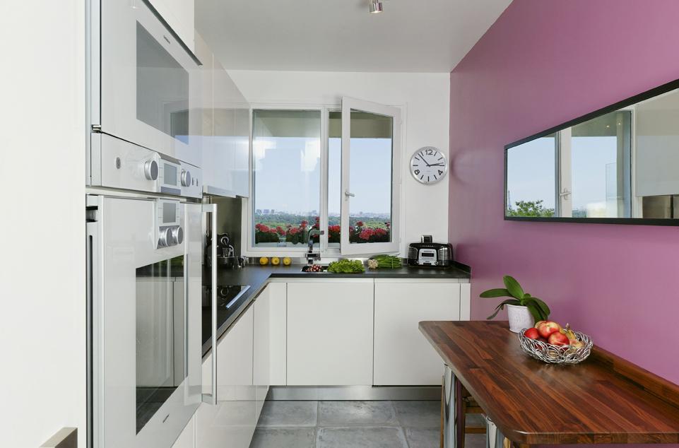 petite cuisine en couleur