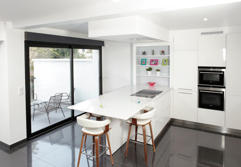 une cuisine pur e sinon rien. Black Bedroom Furniture Sets. Home Design Ideas