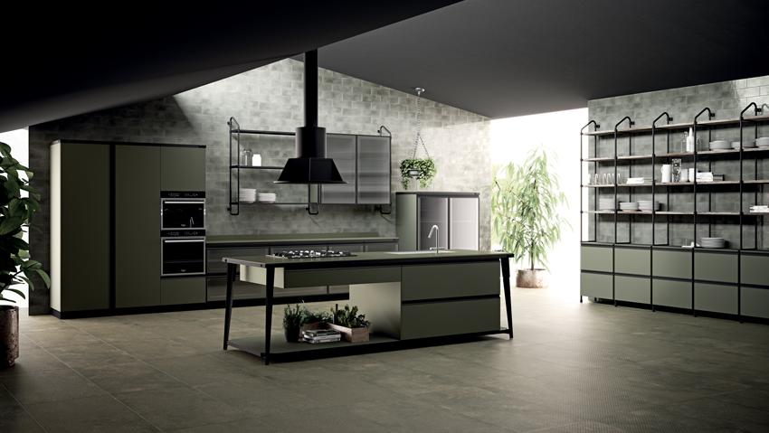cuisine industrielle