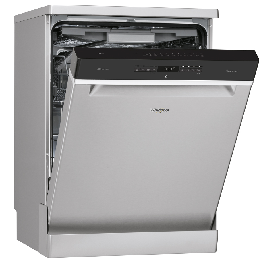 whirlpool supreme clean