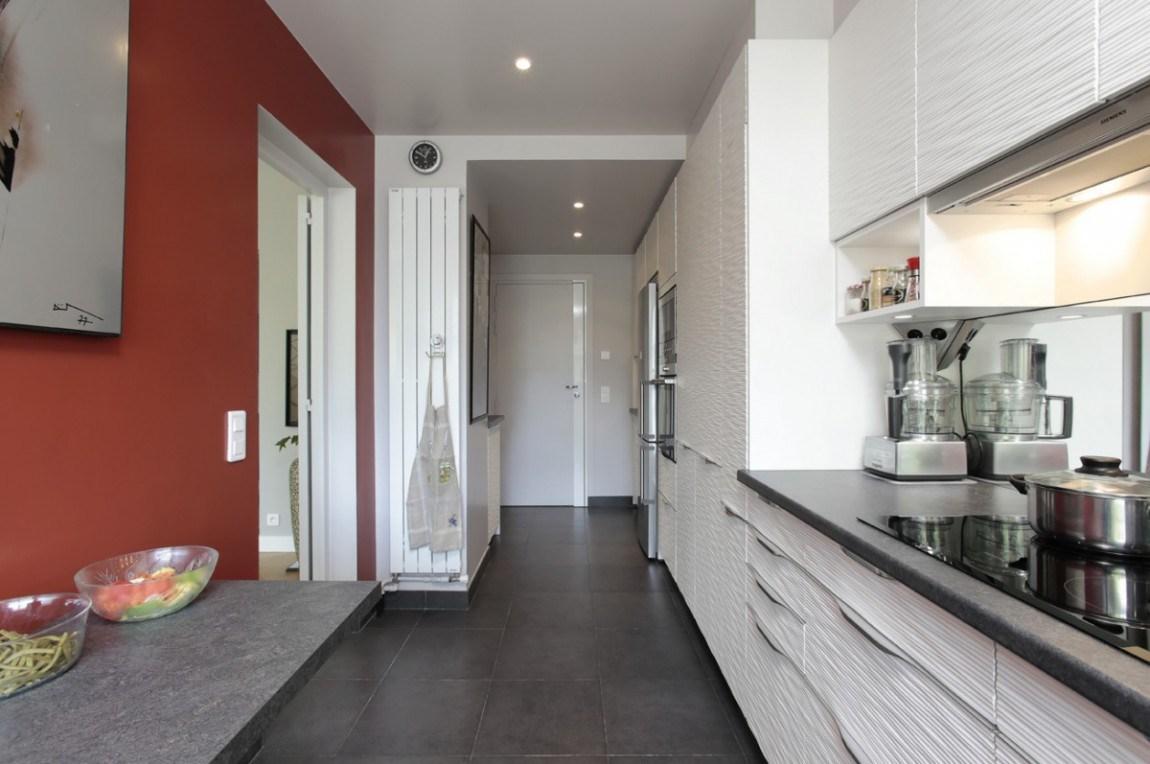 cuisine couloir