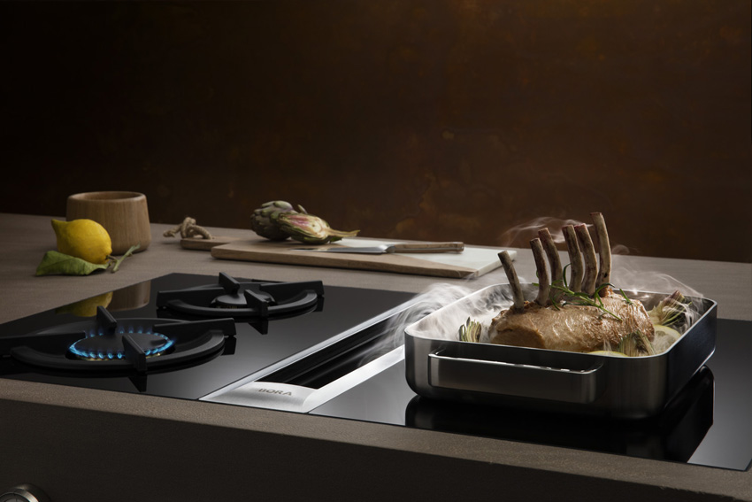 BORA Professional grill pan