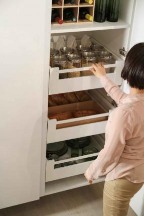 rangement intelligent armoire cuisine