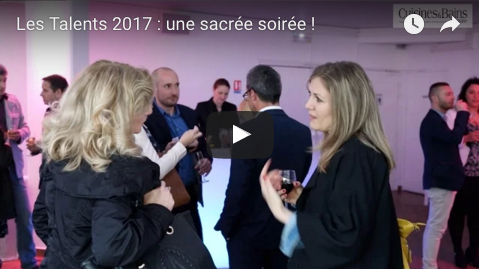 Les Talents 2017 : une sacrée soirée !