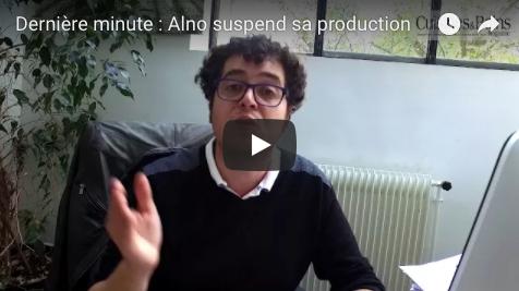 Dernière minute : Alno suspend sa production