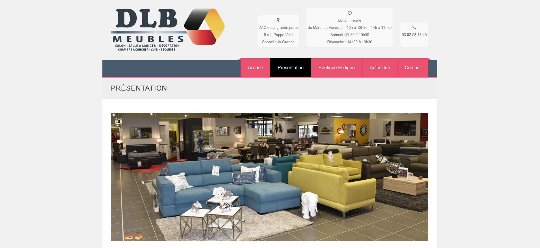 Dlb meubles fin de partie pour d d le belge cuisines for Dlb meubles