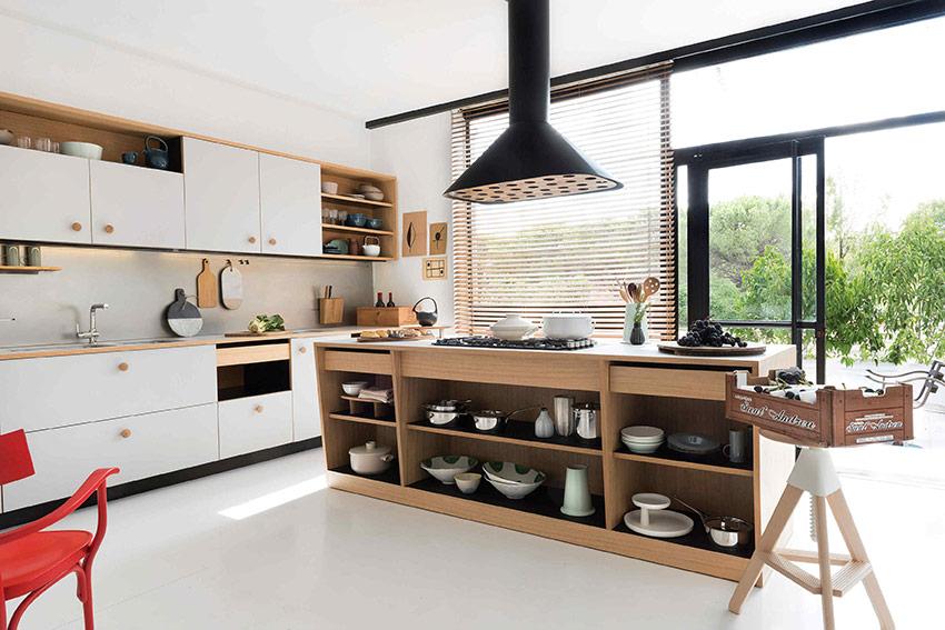 schiffini le mod le lepic expos londres cuisines et bains. Black Bedroom Furniture Sets. Home Design Ideas