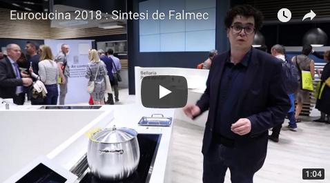 Eurocucina 2018 : Sintesi de Falmec
