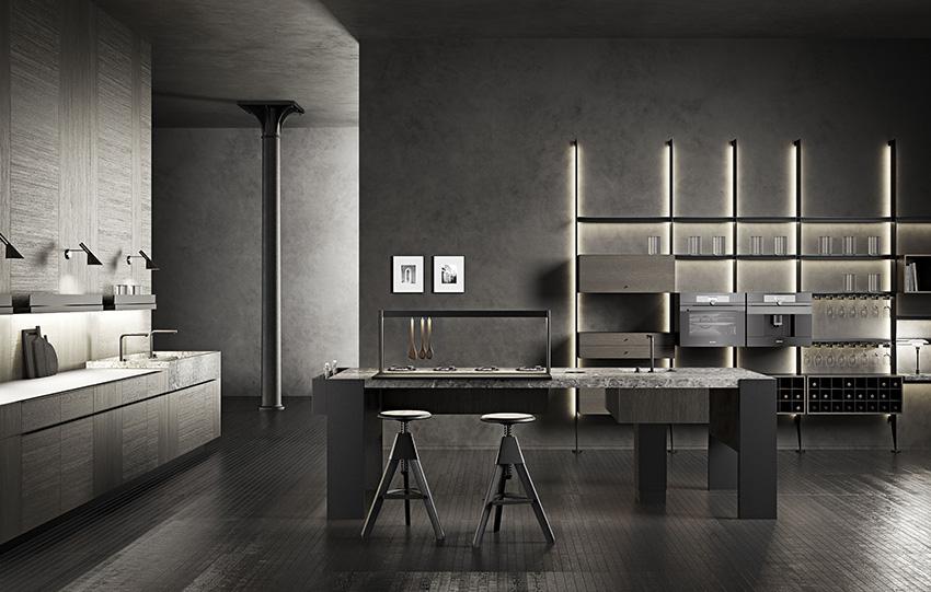 tendances 2019 les modules de rangement cuisines et bains. Black Bedroom Furniture Sets. Home Design Ideas