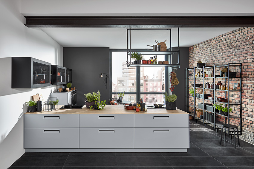 tendances 2019 les modules de rangement cuisines et bains. Black Bedroom Furniture Sets. Home Design Ideas