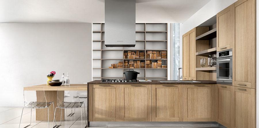choisir une cuisine en bois massif