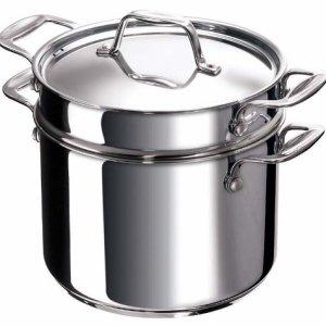 Bekaline-12060004-Chef-Cuiseur--Ptes-en-Acier-Inoxydable-de-Haute-Qualit-Tous-Feux-Induction-20-cm-0