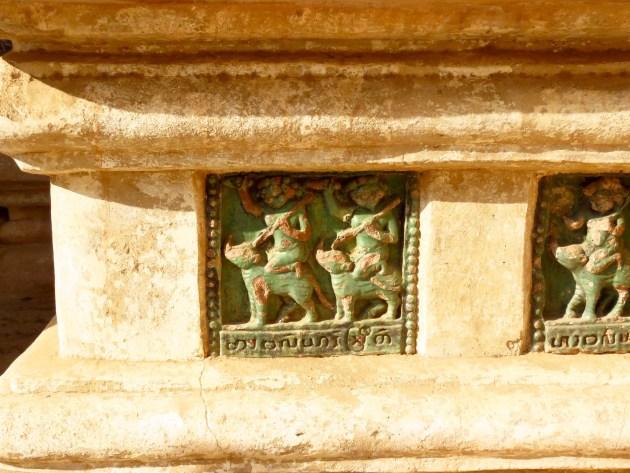 Bagan, Myanmar–Jataka Of Life Of Buddha