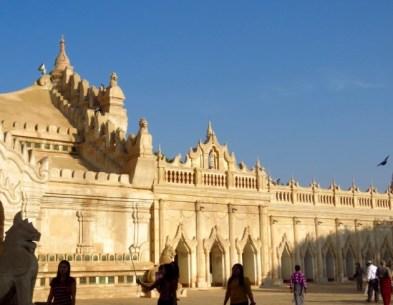 Bagan, Myanmar–Ananda Temple Entrance