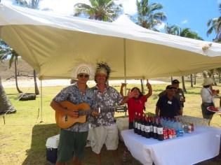 Easter Island–Anakena Beach BBQ