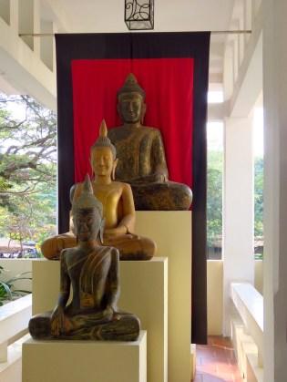 Siem Reap–Raffles Hotel d'Angkor Buddha Exhibit2