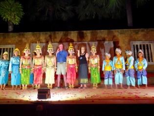 Siem Reap–Raffles Hotel d'Angkor, Marlene and dancers