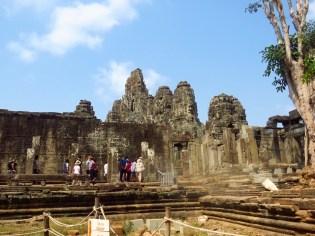 Siem Riep, Cambodia-Bayan towers