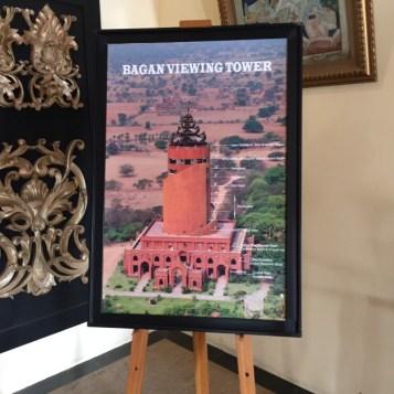 Bagan, Myanmar–Bagan Viewing Tower