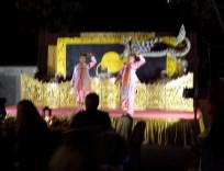 Bagan, Myanmar–Dance Presentation