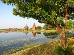Bagan, Myanmar–Pagoda Landscape