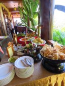 Inle Lake, Myanmar–Aureum Palace Resort Lunch Buffet