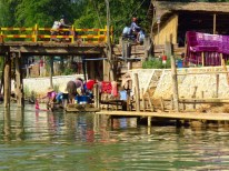 Inle Lake, Myanmar–Laundry Day2