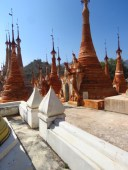 Inle Lake, Myanmar–Shwe Inn Dain–And Even More Pagodas