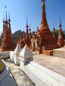Inle Lake, Myanmar–Shwe Inn Dain–And Even More Pagodas