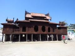 Myanmar–Nga Phe Chaung Monastery