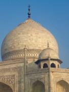 Taj Mahal–Dome