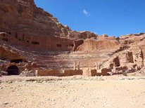 Petra–Theater