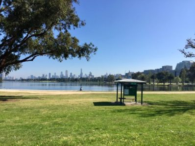 Melbourne–Albert Park and Slyline