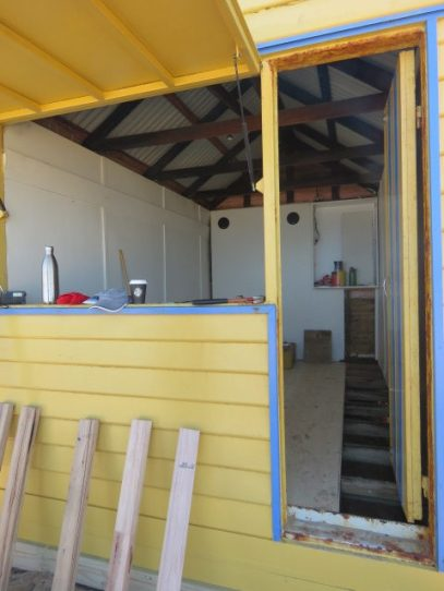 Melbourne–Brighton Beach Box Interior
