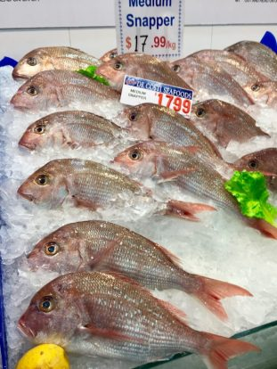 Snapper, anyone?