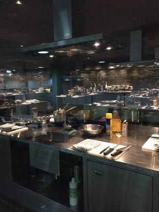 Cooking School Kitchen