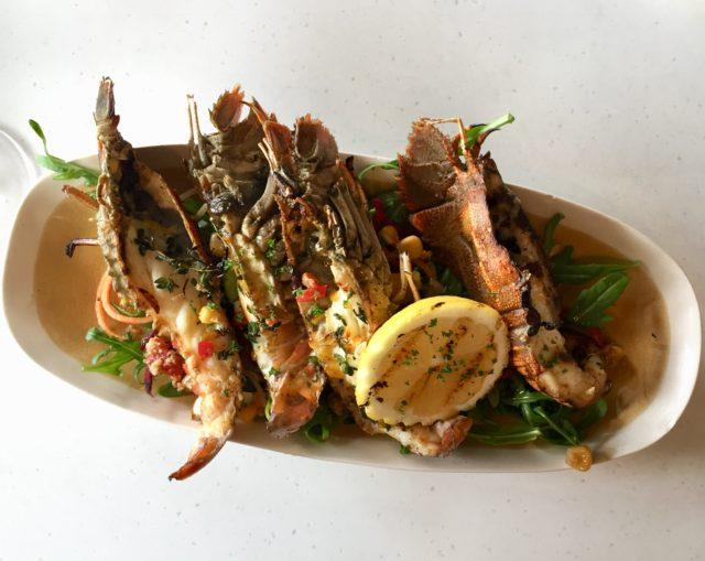Manly Fish House–Moreton Bay Bugs